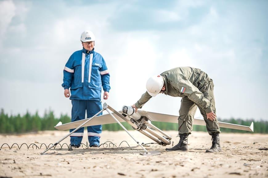 В сезоне 2020-2021 гг «Газпром нефть» провела геологоразведочные работы на площади 1,9 тыс. км2