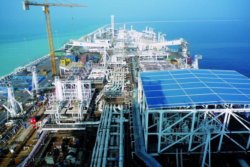 Плавучая установка для добычи, хранения и отгрузки нефти Peng Bo (Hai Yang Shi You 117, Bohai Bay) FPSO, месторождение Peng Lai. Сепарационные блок-модули на базе сепараторов ODB 260