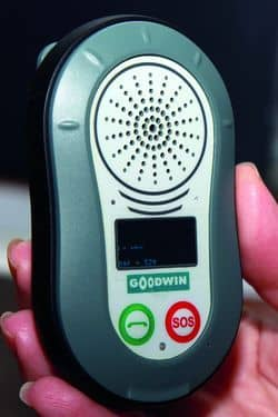 Беспроводное переговорнопоисковое устройство Goodwin Талеж