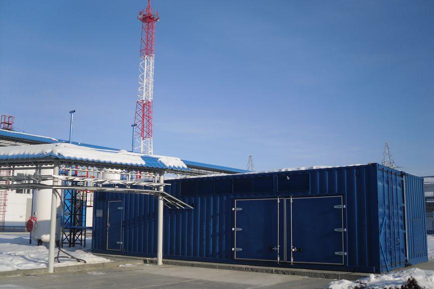 Блочные компрессорные станции НПК «Грасис»