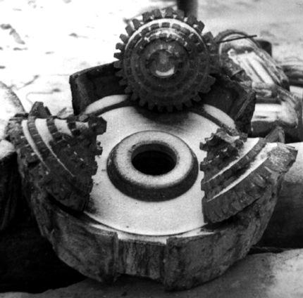 Трехшарошечное долото увеличенного диаметра ДРБ -750 для РТБ
