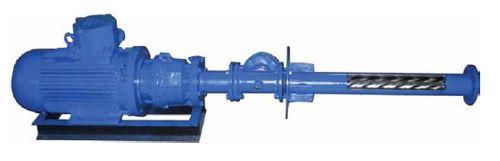Модернизированный одновинтовой насос