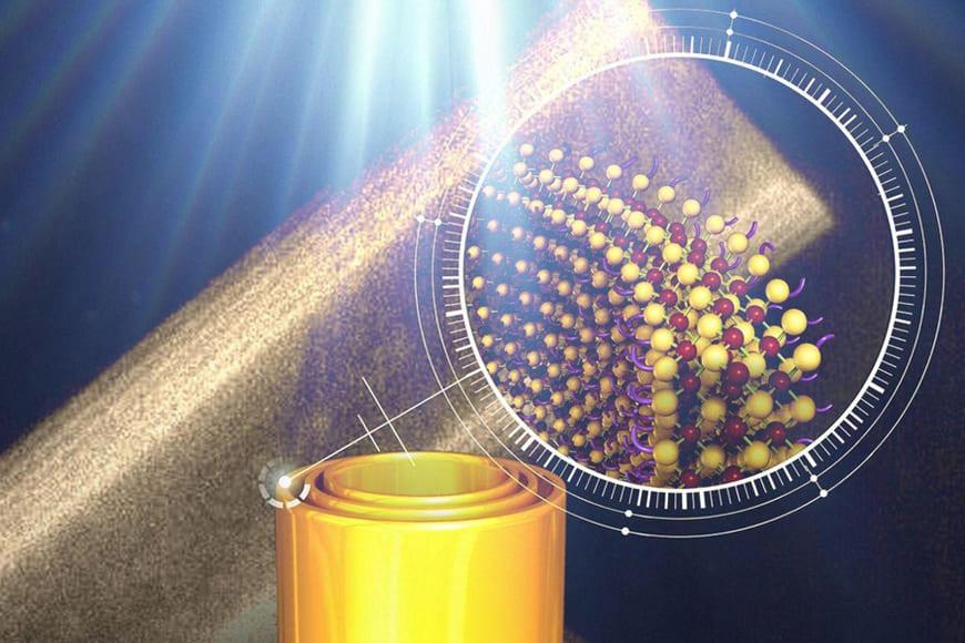 Ученые Губкинского университета приняли участие в разработке нового типа фотокатализаторов