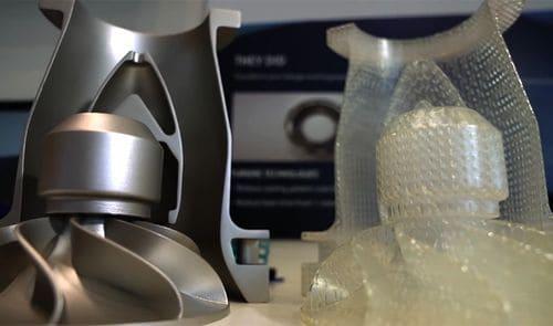 3D-печать фотополимерами по технологии QuickCast позволяет сэкономить время и деньги, поскольку позволяет обойтись без дорогостоящей оснастки