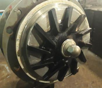 Рабочее колесо насоса