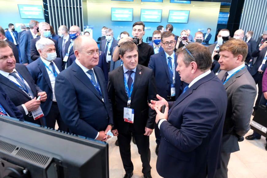 НПО «Искра» на X юбилейном Петербургском международном газовом форуме