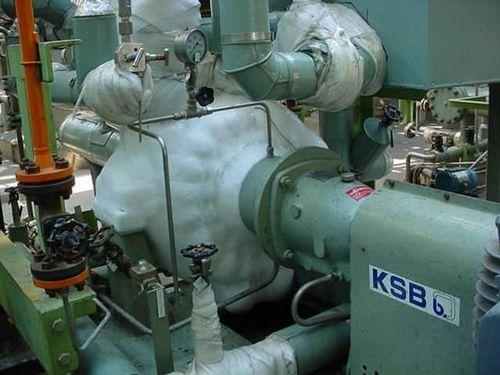 Позиция 293-PC-6002 A/B Насосы RPHmdp для перекачки углеводородов при рабочей температуре минус 65°C