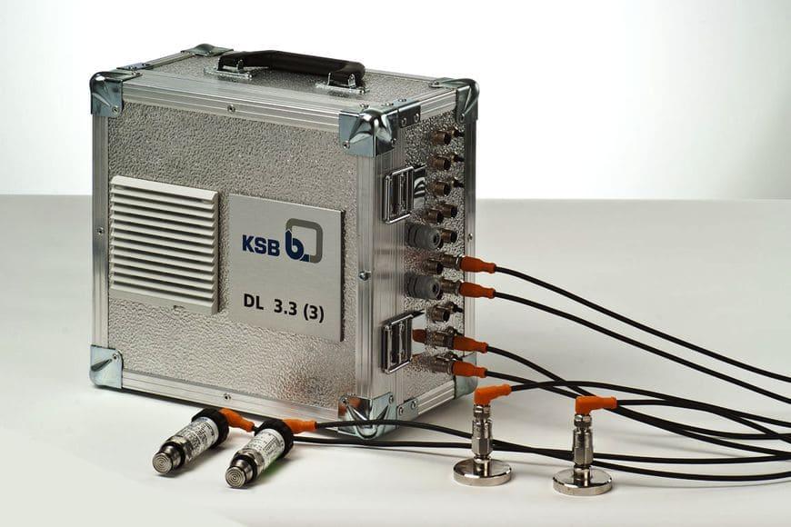 Повышайте энергоэффективность Вашей гидравлической системы вместе с KSB