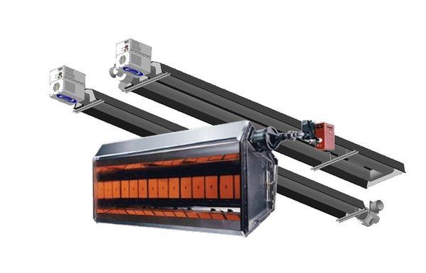 Газовая система лучистого обогрева (ГСЛО)