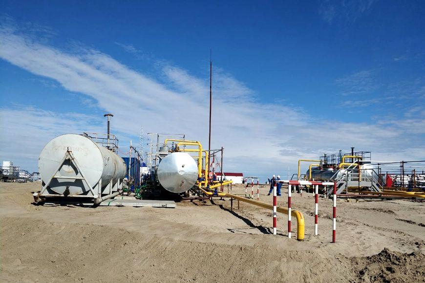 Возможности передвижных технологических установок для освоения газовых и газоконденсатных месторождений