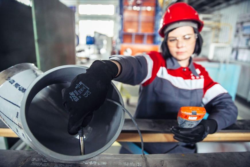 Завод ОМК в Челябинске освоил производство импортозамещающих соединительных деталей для заводов СПГ