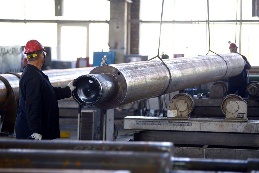 Челябинский завод ОМК разработал для ПАО «Газпром» уникальную продукцию для добычи ресурсов в условиях вечной мерзлоты