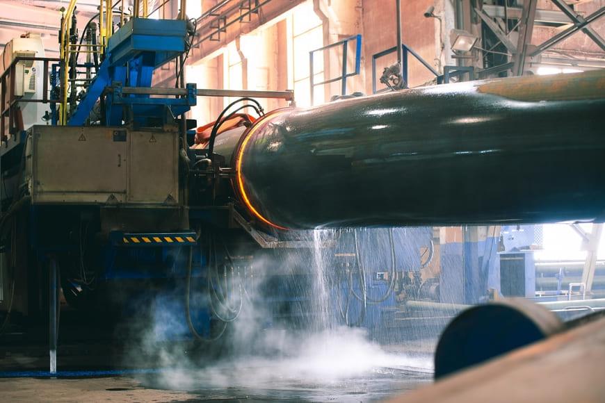 ОМК в 2020 году поставила более 1000 тонн соединительных деталей трубопроводов для обустройства Харасавэйского месторождения