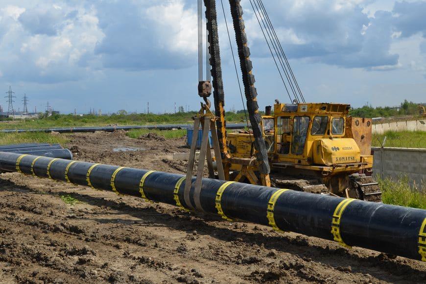 строительство нефтегазовых переходов