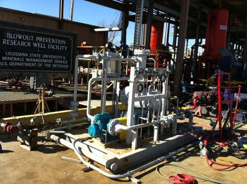 Испытания мультифазной станции Leistritz для удаления жидкости в газовых скважинах