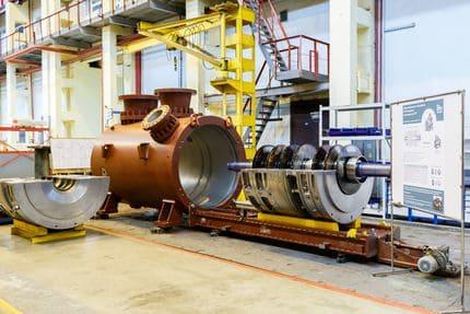 компрессорное оборудование для сжижения природного газа