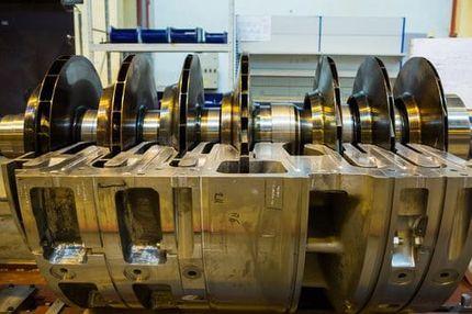 Сменная проточная часть компрессора смешанного хладагента К-905-71-1С