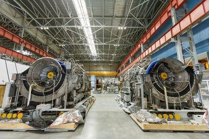 Серийное производство ГПА-32 «Ладога»