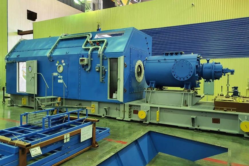 отгрузка оборудования «РЭП Холдинг» для месторождений Ямала