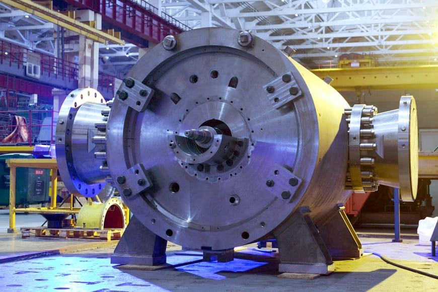 ЦБК 405 на производственной площадке Невский завод