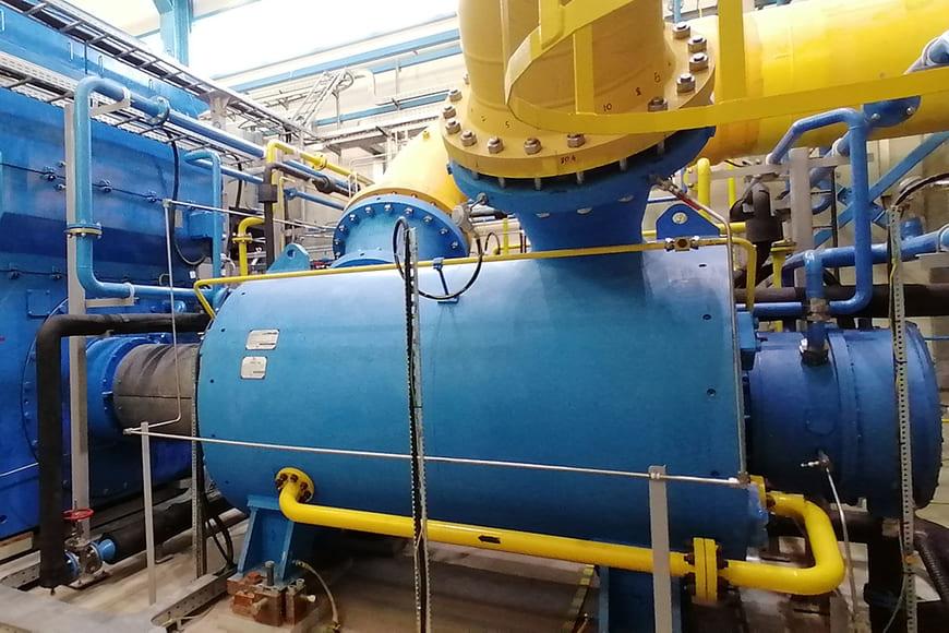 Три электроприводных ГПА производства «РЭП Холдинга» введены в эксплуатацию на Еты-Пуровском месторождении