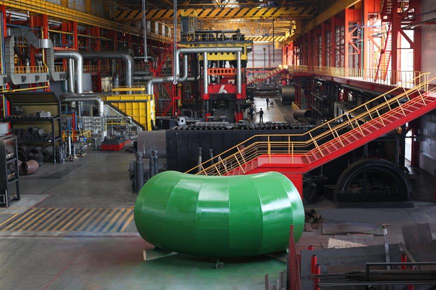 Группа ЧТПЗ поставила высокотехнологичную продукцию ЭТЕРНО INGENIUM для АЭС «Аккую» в Турции