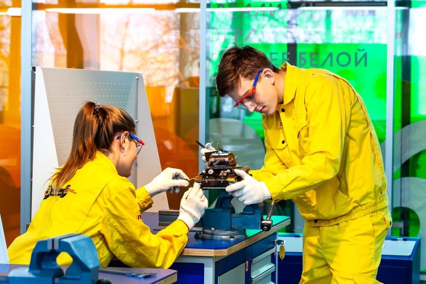Группа ЧТПЗ и Группа НЛМК реализуют проект по совместной подготовке кадров в рамках программы «Будущее Белой металлургии»
