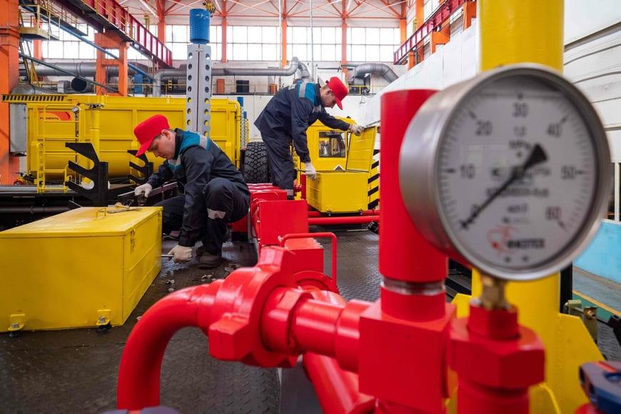 ГК «Римера» модернизирует спецтехнику для цементирования скважин