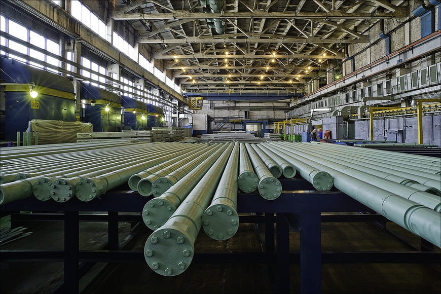 ГК «Римера» начала выпуск нового погружного оборудования для добычи нефти