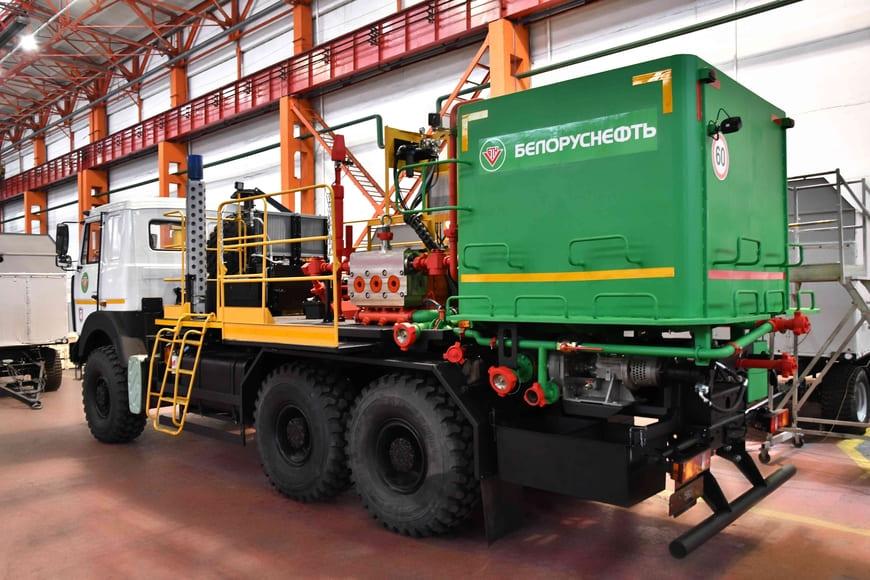 ГК «Римера» поставила в Беларусь новое нефтепромысловое оборудование