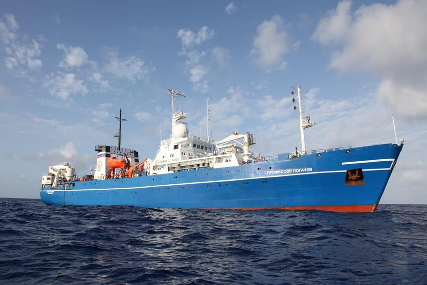 Завершился первый этап морских исследований в рамках проекта Arctic Connect
