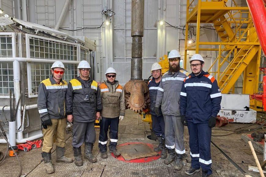 Росгеология приступила к бурению глубокой параметрической скважины Канандинская в Красноярском крае
