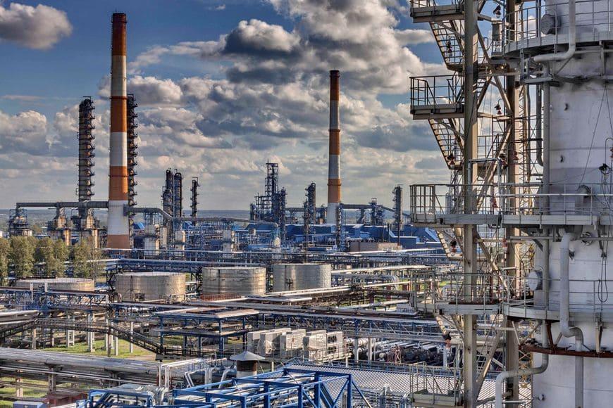 Омский НПЗ – крупнейший в России
