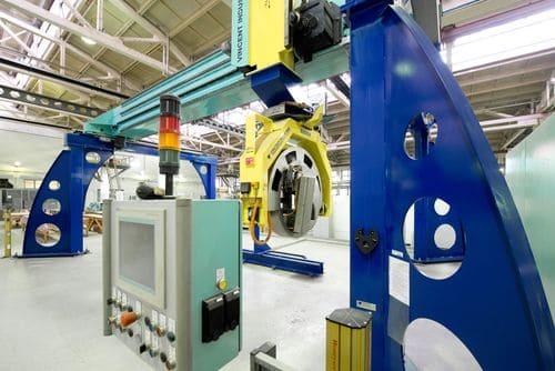 Производственные мощности концерна позволяют изготавливать электрические машины более 4 метров в диаметре