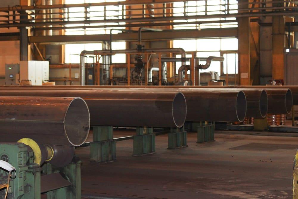 «Северсталь» завершила поставку 27 тысяч тонн труб большого диаметра для строительства «Арктик СПГ 2»
