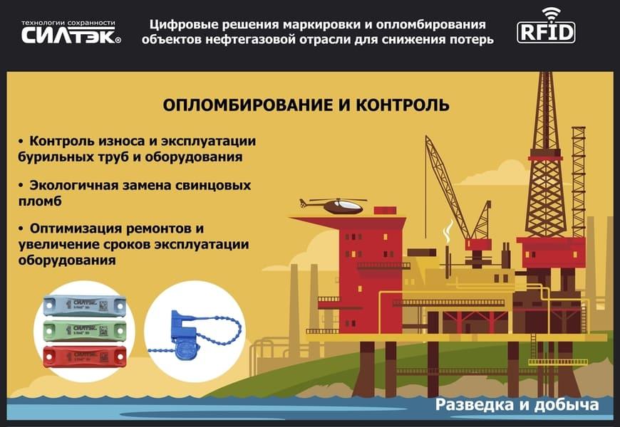 «Силтэк» на выставке «Нефтегаз-2021»: высокотехнологичные решения для снижения потерь в нефтегазовой отрасли