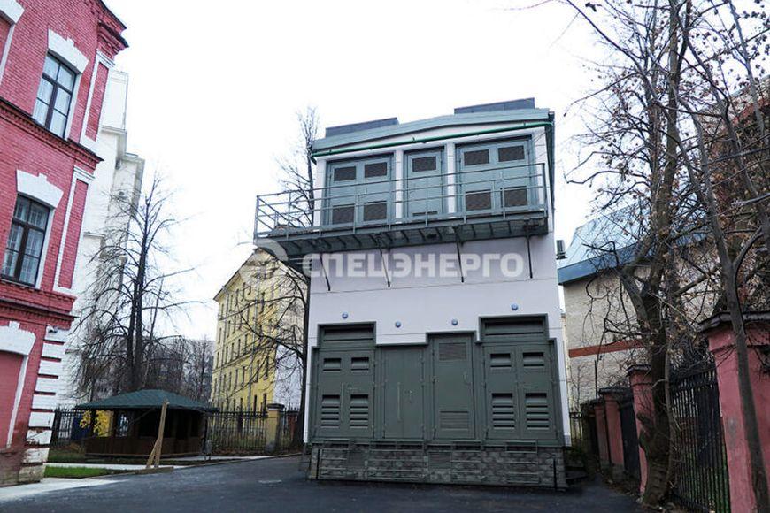 КТПМ 35 кВ на ул. Льва Толстого