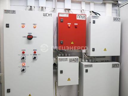 Компанией «СПЕЦЭНЕРГО» произведены ЗРУ 6 и 35 кВ для реконструкции ПС 110 кВ «Институт им. Крылова»