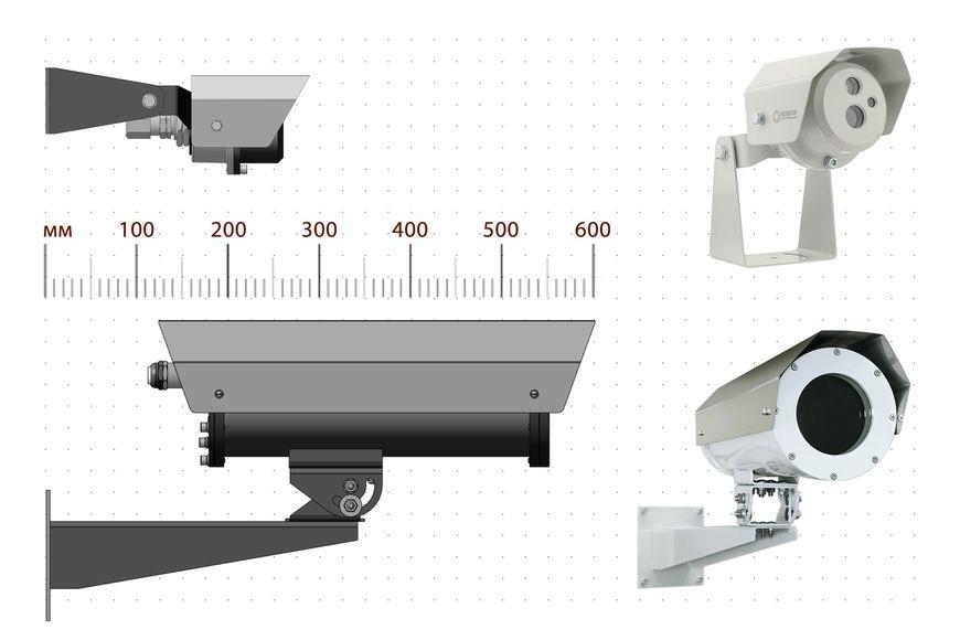 защитное оборудование для видеокамер и тепловизоров