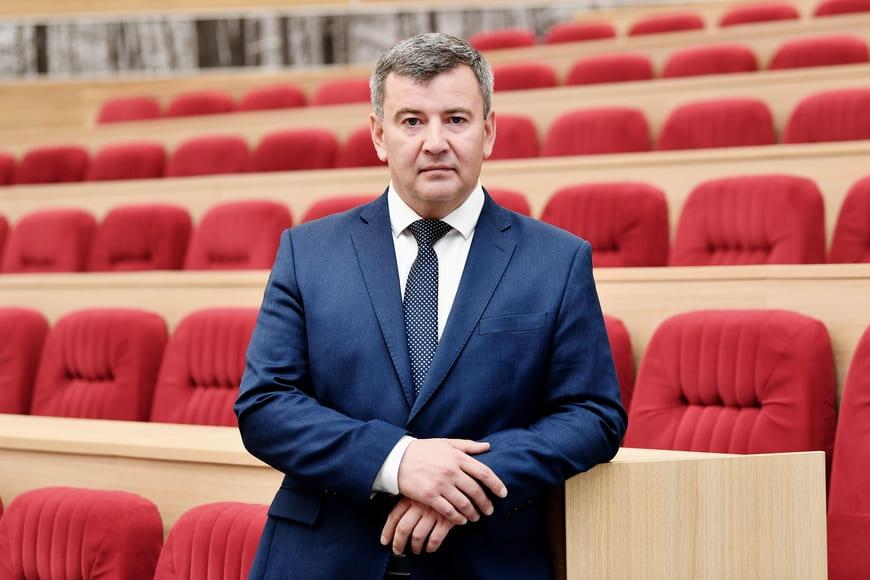 Александр Дьяконов назначен ректором АГНИ