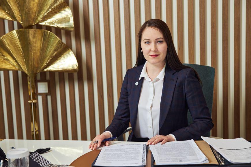 Анастасия Гарипова – руководитель налоговой практики Tax Compliance