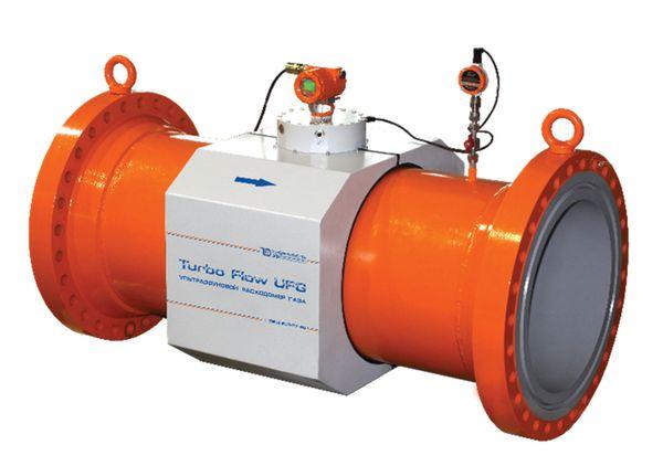 Расходомер газа Turbo Flow UFG производства ООО НПО «Турбулентность-Дон»