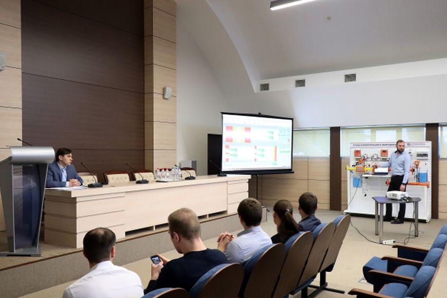 Сотрудники ГК «Турбулентность-ДОН» провели обучение специалистов ООО «Газпром межрегионгаз Ростов-на-Дону»