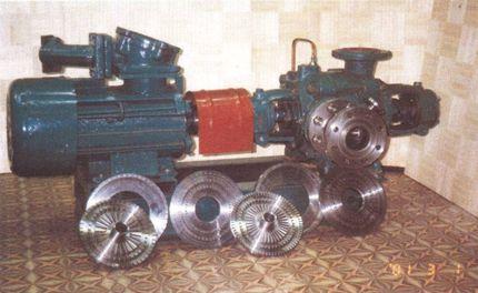 Гидроакустический роторный кавитатор целевого технологического назначения: кавитационно-акустический насос-эмульгатор буровых растворов