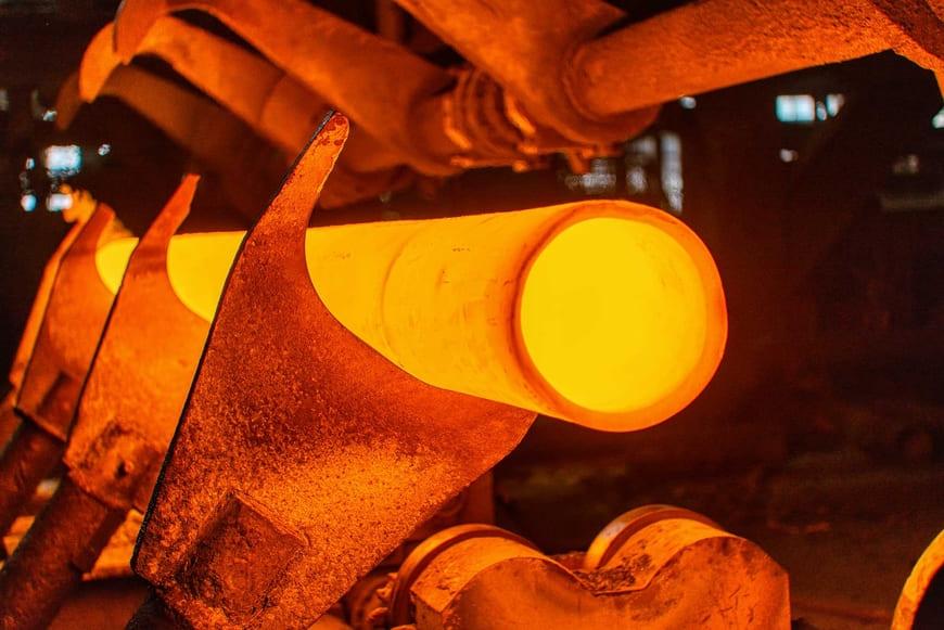 ТАГМЕТ выпустил 5-миллионную тонну труб на стане PQF