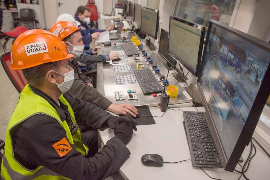 ТМК внедряет цифровые технологии в систему оперативного управления производством