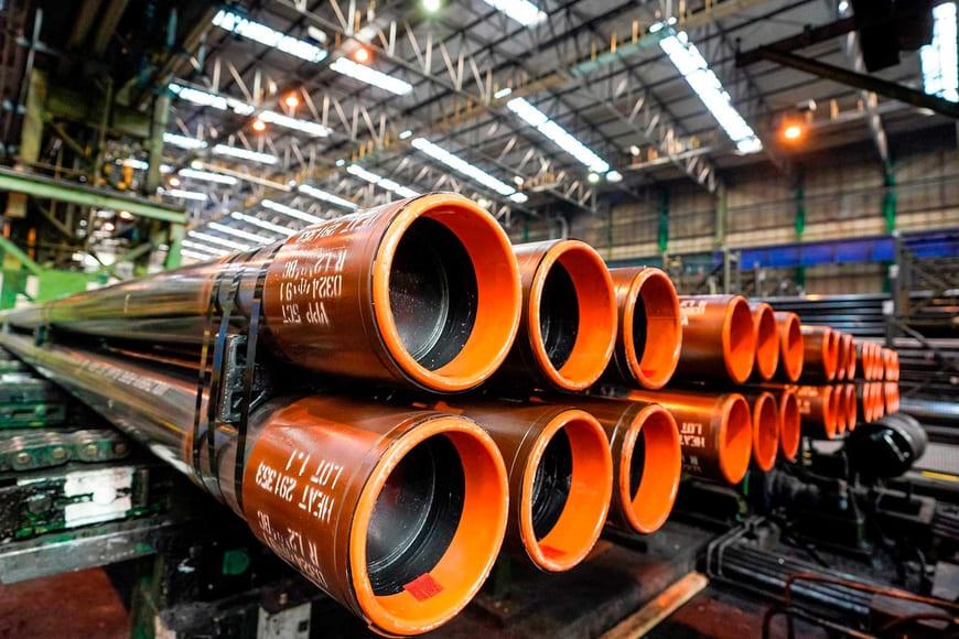 Волжский трубный завод признан лучшим экспортером ЮФО в сфере промышленности