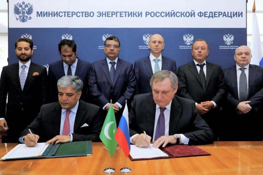 Подписан протокол к соглашению по проекту строительства газопровода в Пакистане с участием ТМК