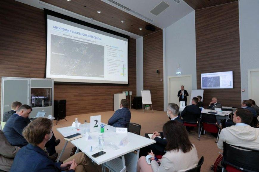 ТМК приняла конференцию «Газпром нефти» по методам разработки баженовской свиты