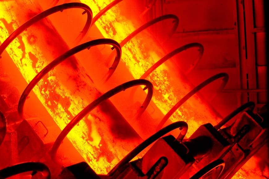 Первоуральский новотрубный завод ТМК выпустил 10-ти миллионную тонну стали